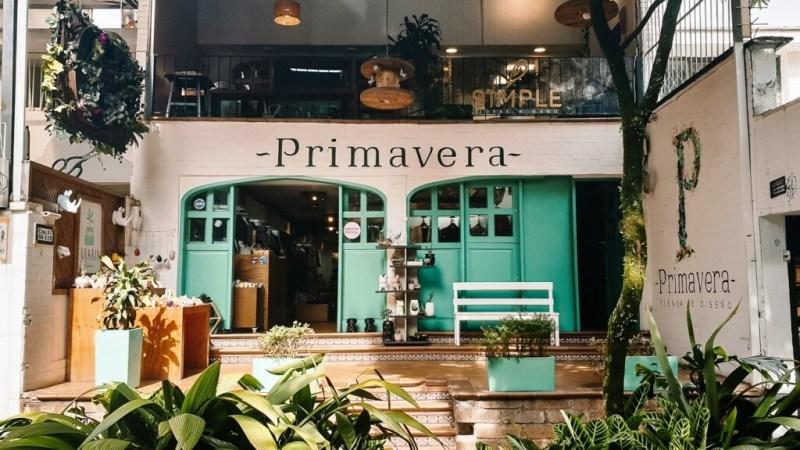 A Store In El Poblado - Medellin Itinerary
