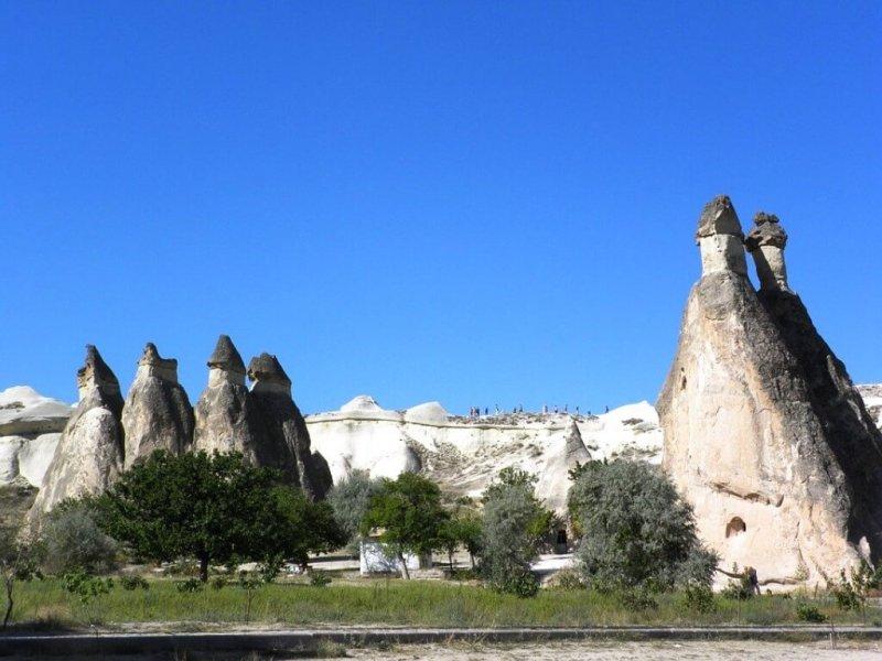 Pasabag Valley Fairy Chimneys - Cappadocia Itinerary