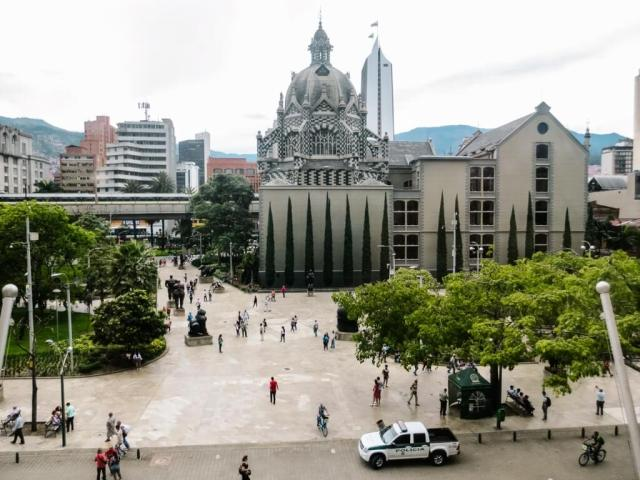 Plaza Botero - Medellin Itinerary