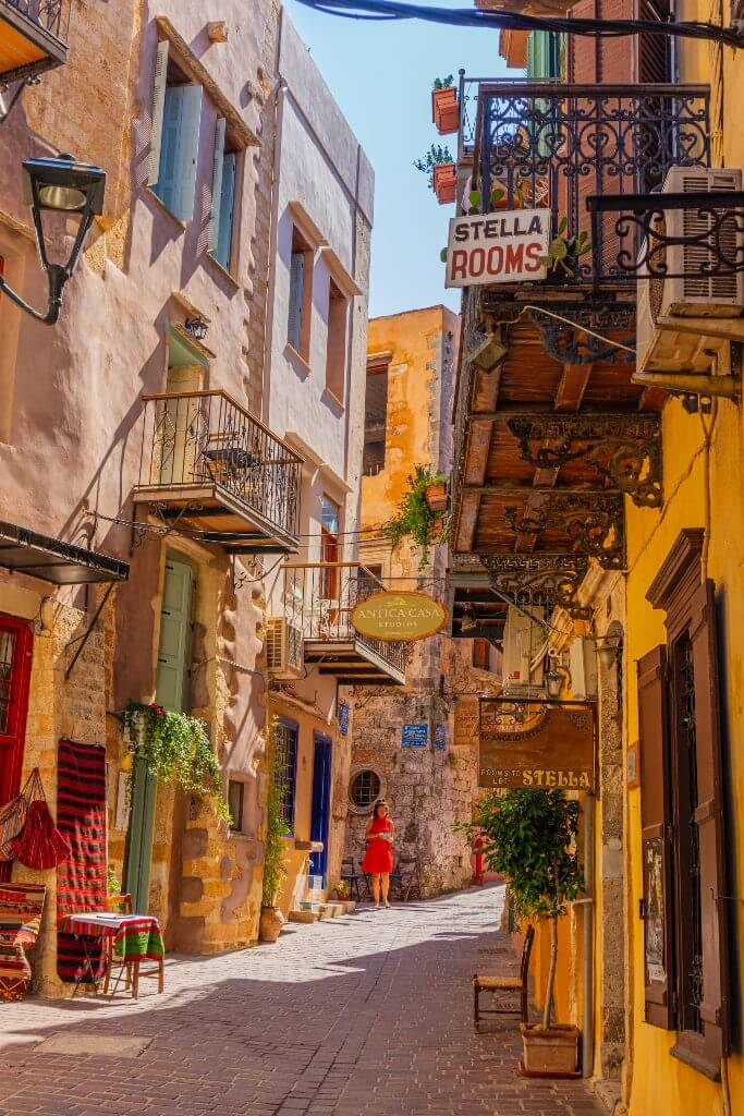 Old Town - Things To Do In Chania