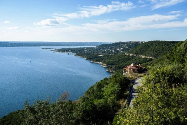 Lake Travis - Beautiful Lakes In The United States