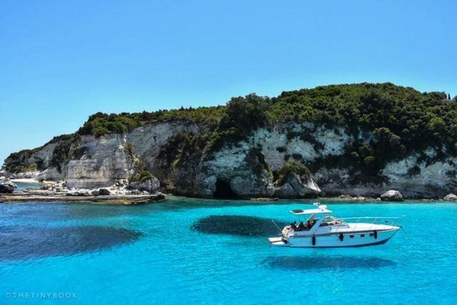 Antipaxos, Corfu – Things To Do In Greece
