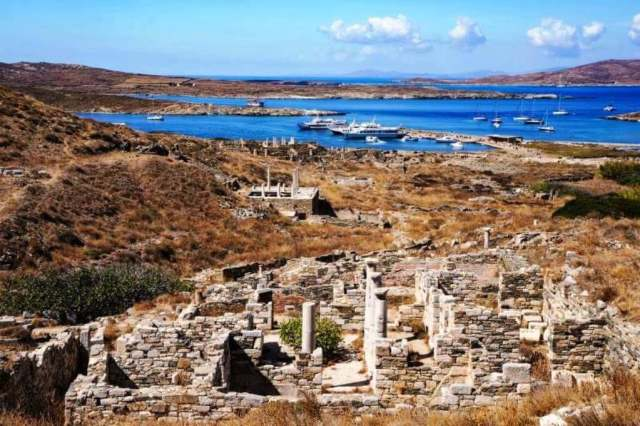 Island Of Delos – Things To Do In Greece
