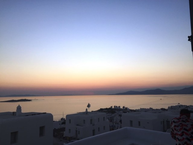 Elysium Hotel Sunset Happy Hour – Things To Do In Greece