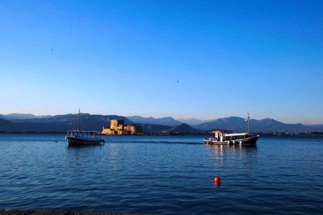 Bourtzi, Nafplio – Things To Do In Greece