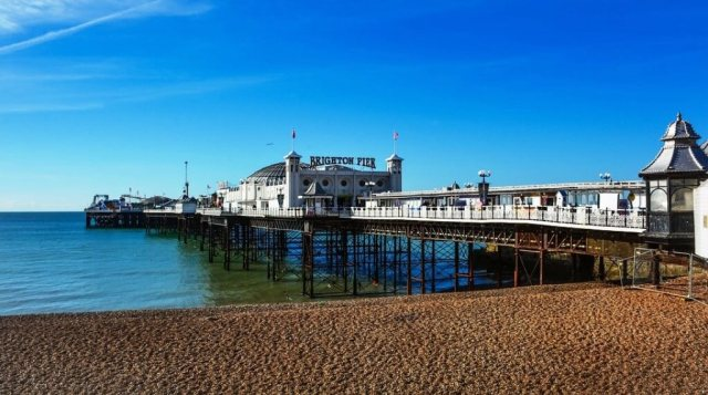 Brighton Pier - Things to do in Brighton on a day trip