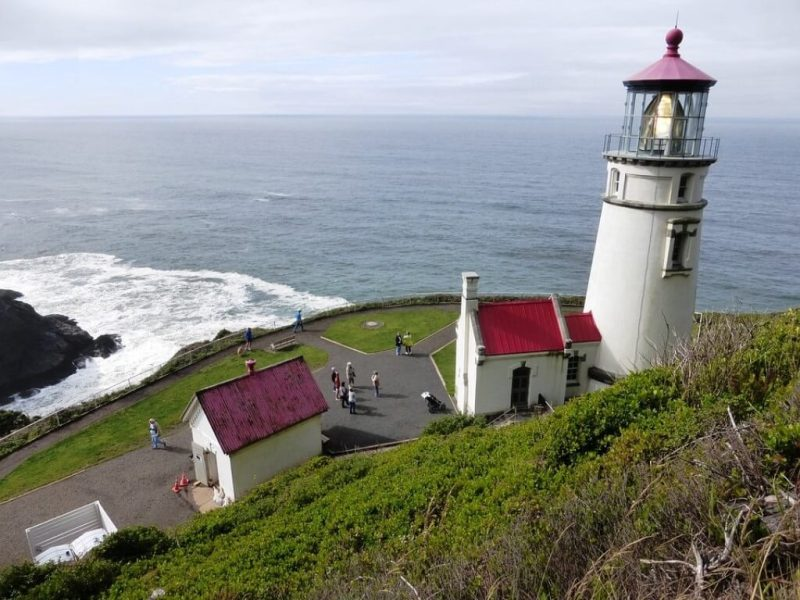 Heceta Lighthouse - Things To Do In Florence, Oregon