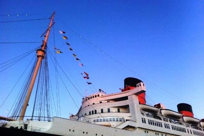 The Queen Mary, Long Beach - Weekend Trips From Los Angeles