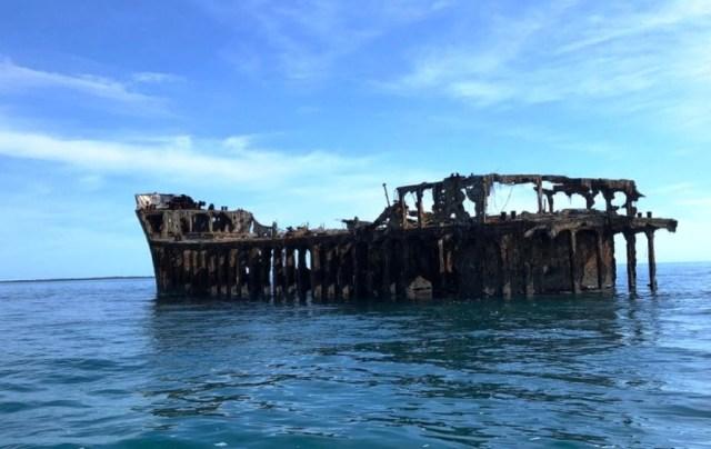 Sapona Wreckage - Things to do in Bimini, Bahamas