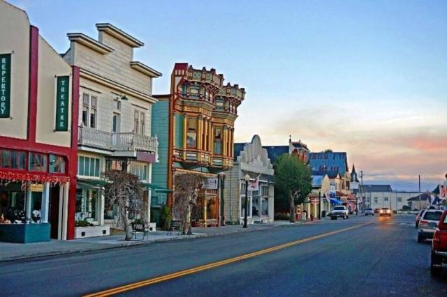 Ferndale - Beautiful Small Towns In California