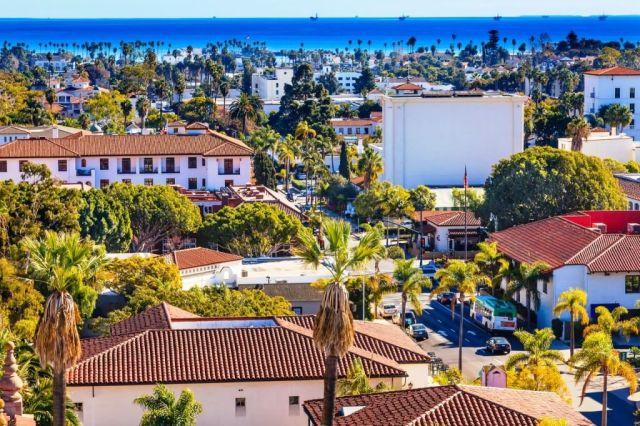 Santa Barbara - California Summer Vacation