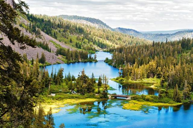 Mammoth Lakes - Beautiful Small Towns In California