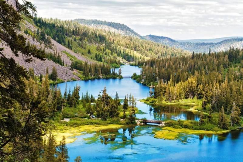 Mammoth Lakes - Beautiful Small Towns In California