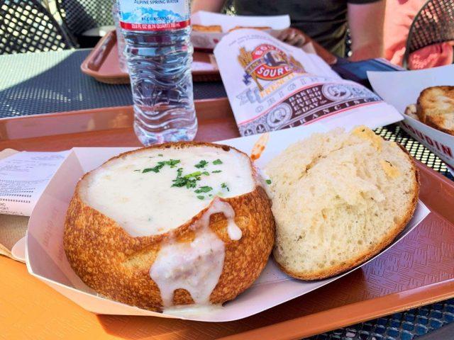 Clam Chowder - Popular Foods In California