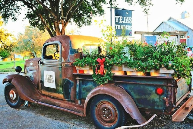 Gruene - Beautiful small towns In Texas