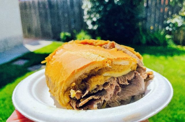 French Dip Sandwich - Popular Foods In California
