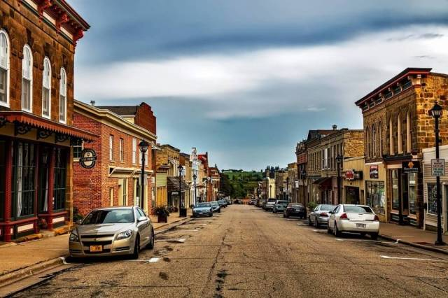 Mineral Point - Beautiful small towns in Wisconsin