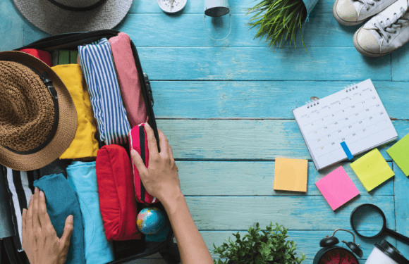 10 Essential Tips On Packing A Carry On Only For Your Trips