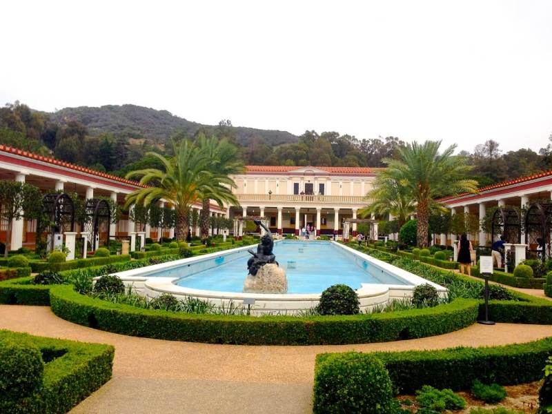 Getty Villa, Malibu - Romantic Getaways In Southern California