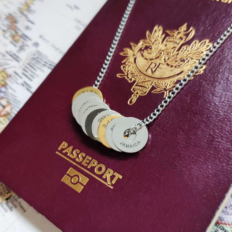 Vagabond Life Chain - Travel Gifts For Women