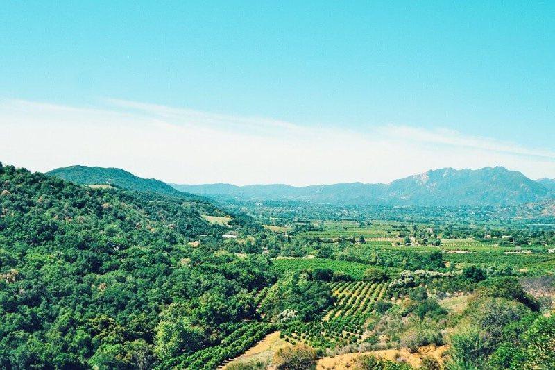Ojai - Romantic Getaways In Southern California