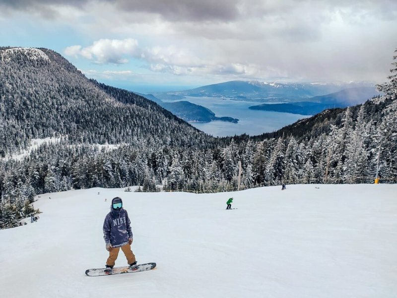 Cyprus Mountain, Vancouver - Places to visit in Canada in winter