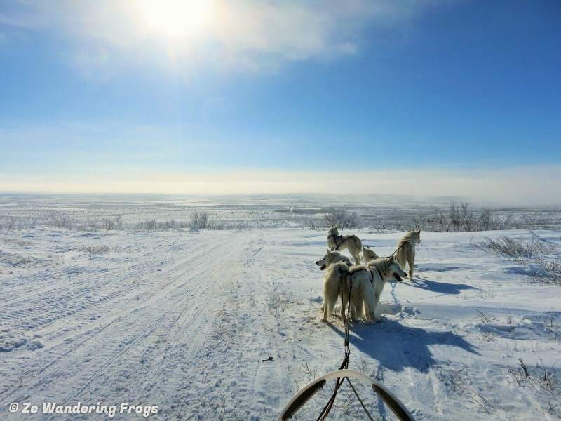 Inuvik - Places to visit in Canada in winter