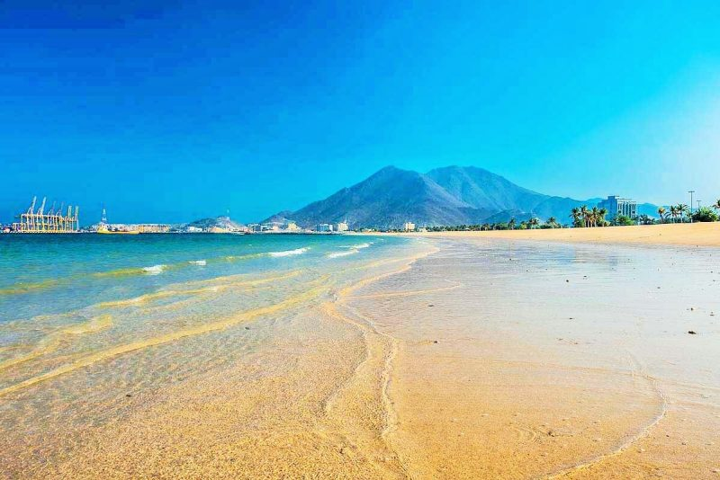 Khor Fakkan - Best Places To Visit In Abu Dhabi