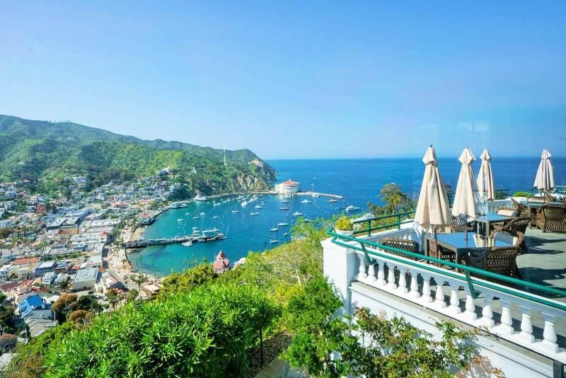 Catalina Island - Romantic Getaways From San Diego