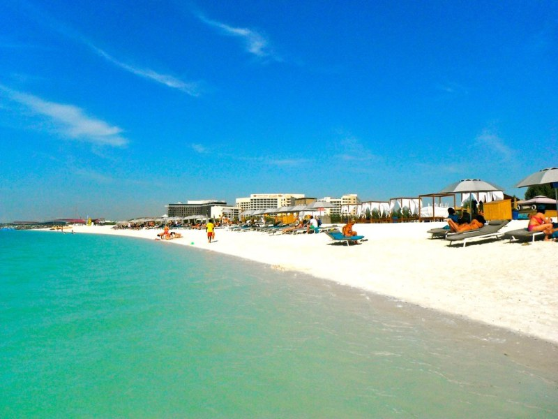 Yas Island - Best Places To Visit In UAE