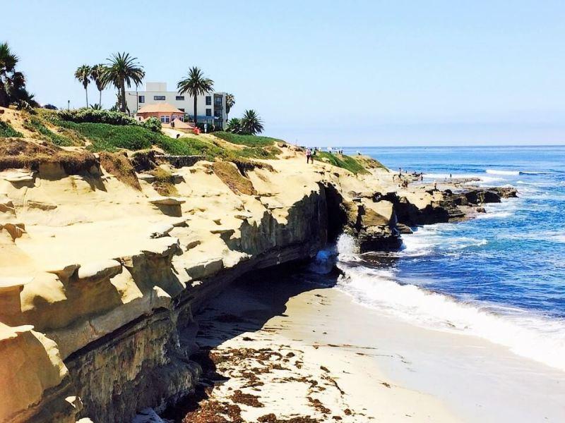 La Jolla Cove - San Diego Itinerary