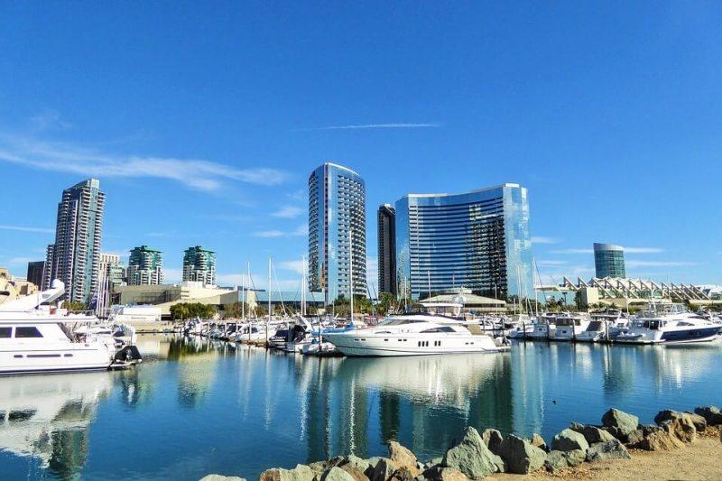 San Diego Harbor - San Diego Itinerary