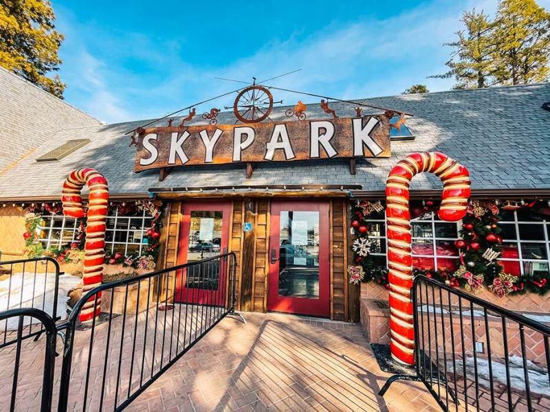 Lake Arrowhead Skypark - California With Kids