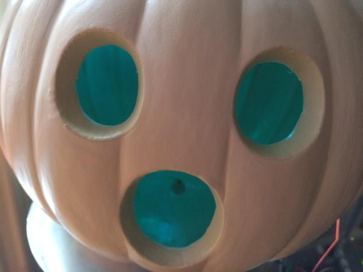 CheerLights Pumpkin