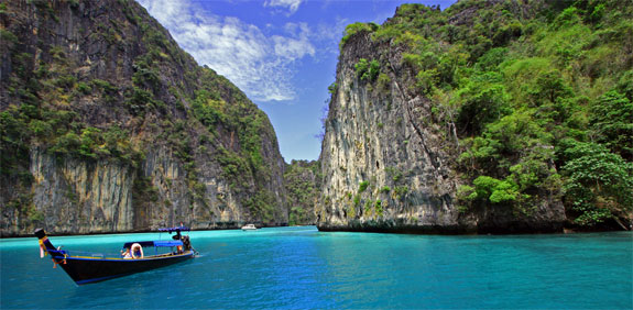 Zeavola – Phi Phi Island - Cinqtours para Cheers