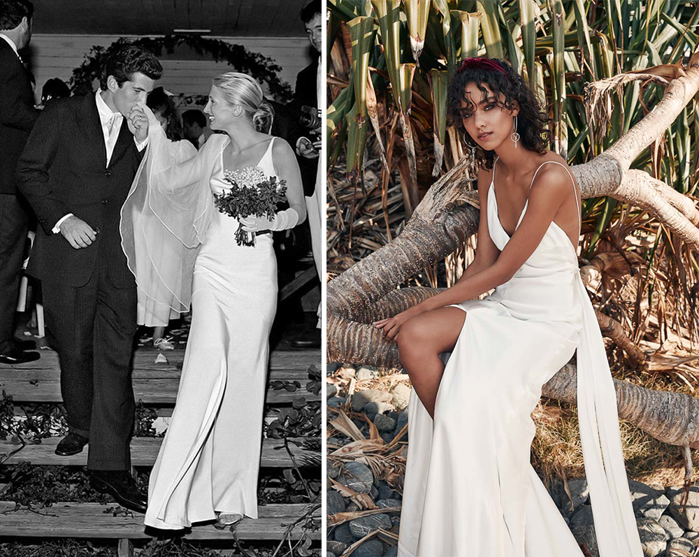 14 Iconic Celeb Wedding Dresses & How To Achieve Their