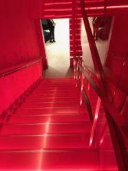 Campari stairs