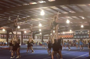 Stingray All Stars Sneak Peek 2018