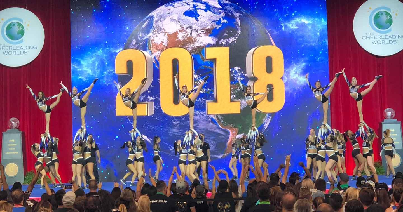 2019 cheerleading worlds results