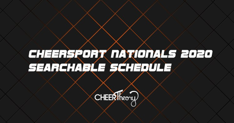 Cheersport-2020-Searchable-Schedule