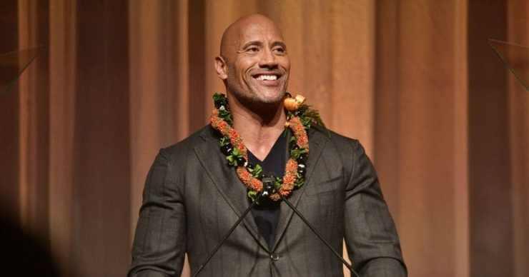 Dwayne Johnson interpretará al rey hawaiano Kamehameha en