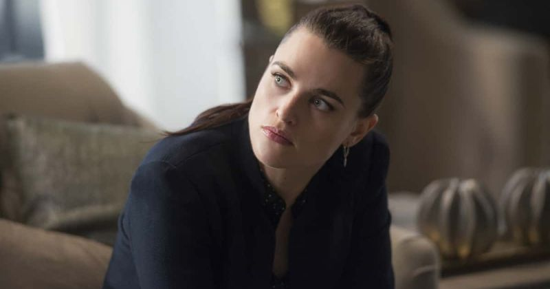 Lena Luthor in Supergirl 5x06