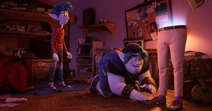 Revisión de 'Onward': Pixar regresa con otra aventura mágica que navega por el vínculo del amor fraternal