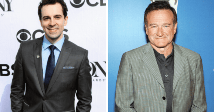 'Mrs Doubtfire': Rob McClure revive a la niñera que Robin Williams hizo famosa en el nuevo remake de Broadway