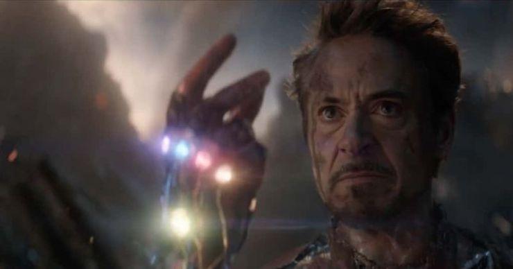 Fiesta de vigilancia en cuarentena de Avengers Endgame: clip del último día de Robert Downey Jr mientras Iron Man deja a los fanáticos en lágrimas