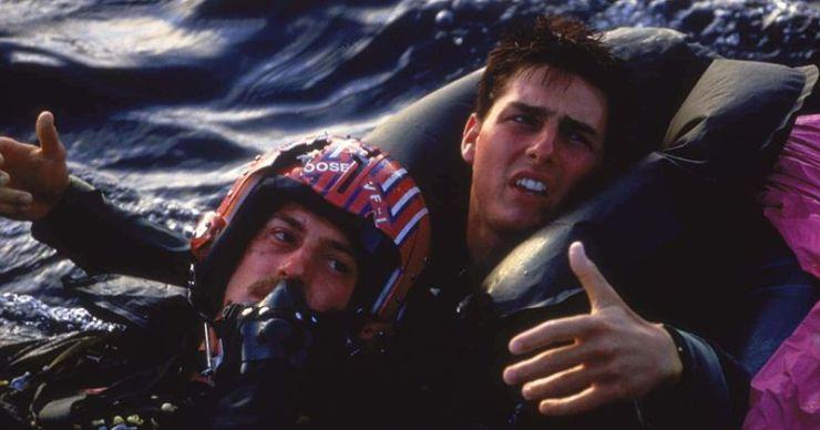 Vista previa de 'Top Gun: Behind Closed Doors': una mirada al interior del clásico de Tom Cruise que casi nunca llegó
