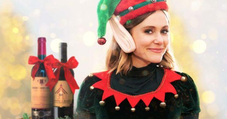 'Christmas on the Vine': fecha de lanzamiento, trama, reparto, tráiler y todo lo que necesitas saber sobre el romance navideño de Lifetime