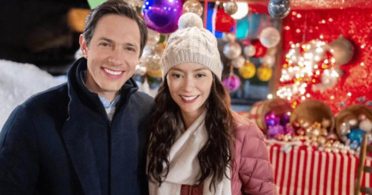 'The Christmas Bow': Conoce a Lucia Micarelli, Michael Rady y el resto del elenco de Hallmark, película de felices fiestas