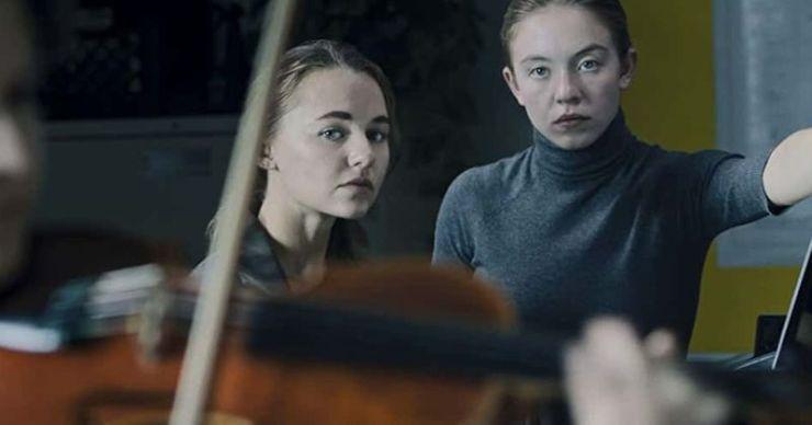 'Nocturne': conoce a Sydney Sweeney, Madison Iseman y el resto del elenco de terror 'Welcome to Blumhouse'