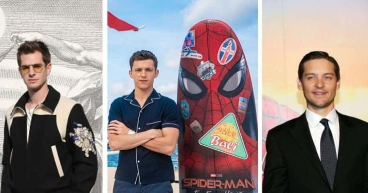 'Spider-Man 3': Tobey Maguire y Andrew Garfield se unen a Tom Holland, los fanáticos 'ya no pueden soportar el suspenso'
